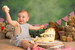 NJ First Birthday Photographer
