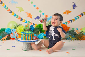 Roarring First Birthday
