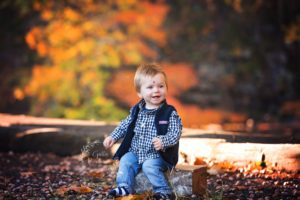 little boy outdoor photo