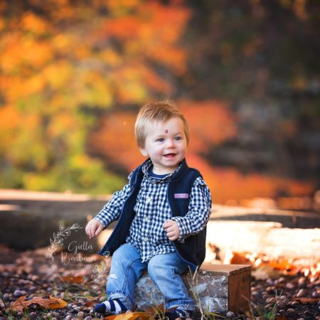 James | Bergen County | New Jersey First Birthday Photographer