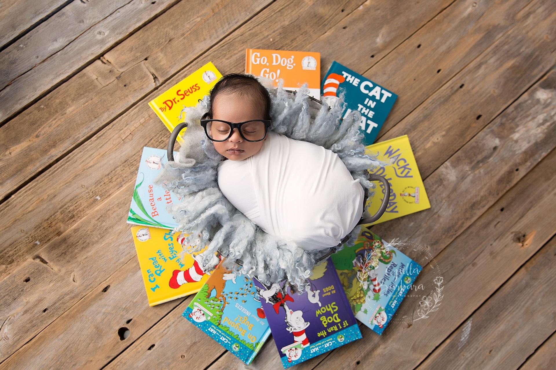 dr seuss newborn