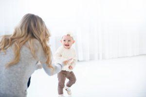 Classic baby portraits