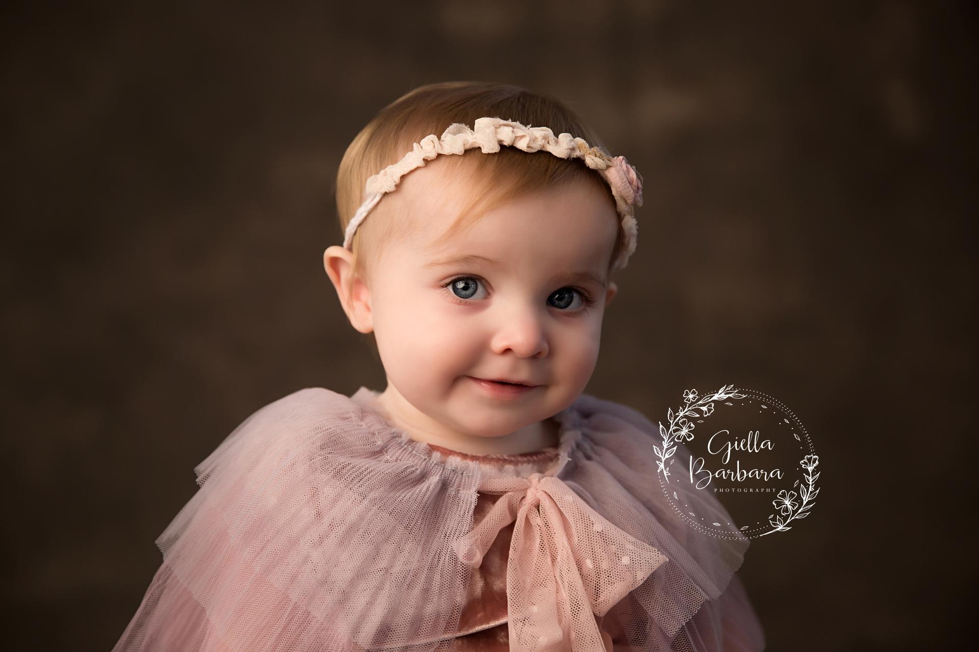 First Birthday baby girl