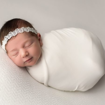 Sweet V | Bergen County Newborn Session | Midland Park, NJ