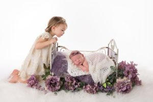 Baby Girl Newborn Session