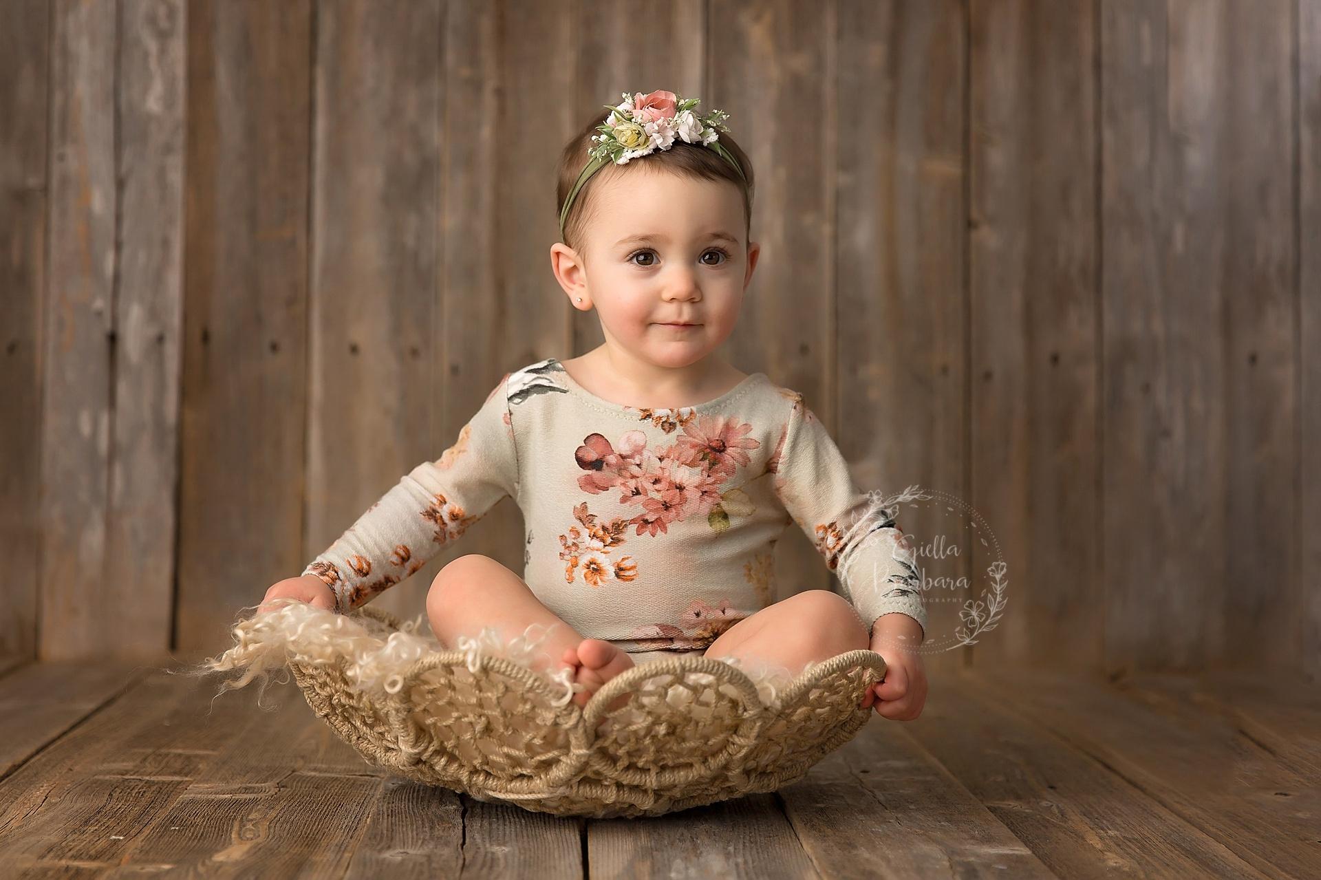 Baby Cake Smash Photography Session