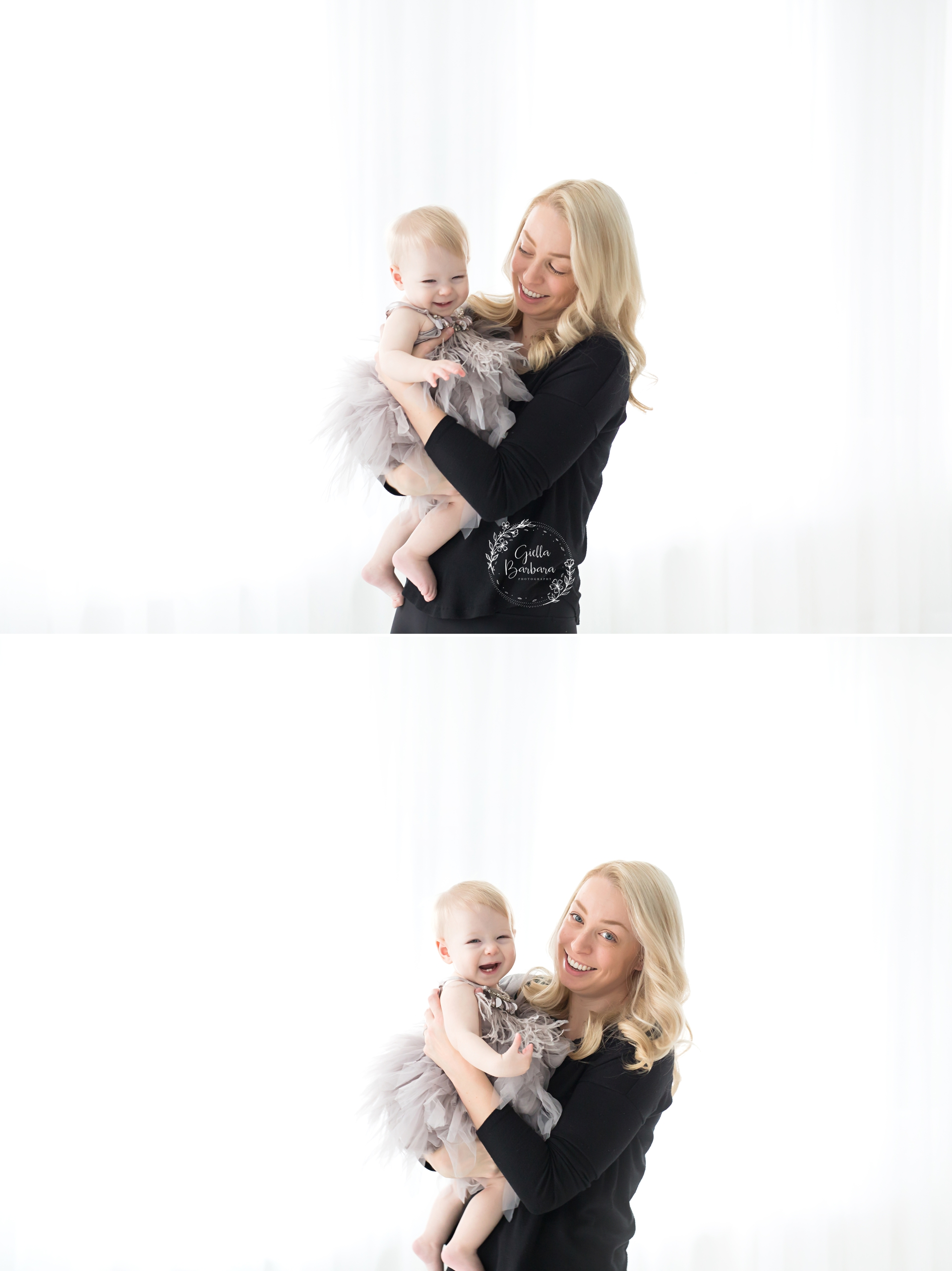 mom and daughter photography