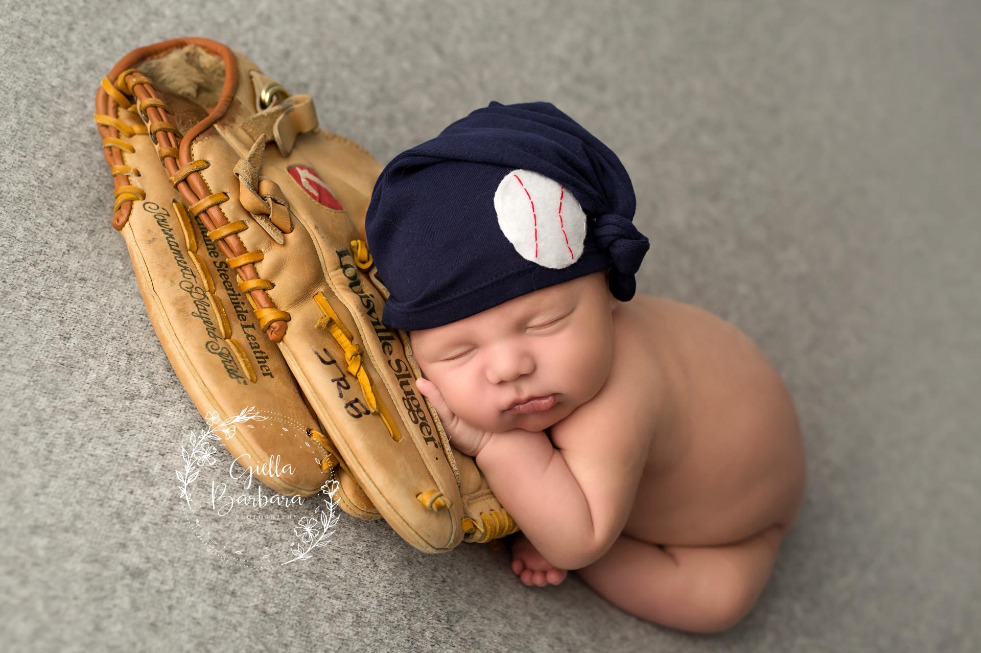 Baseball Newborn