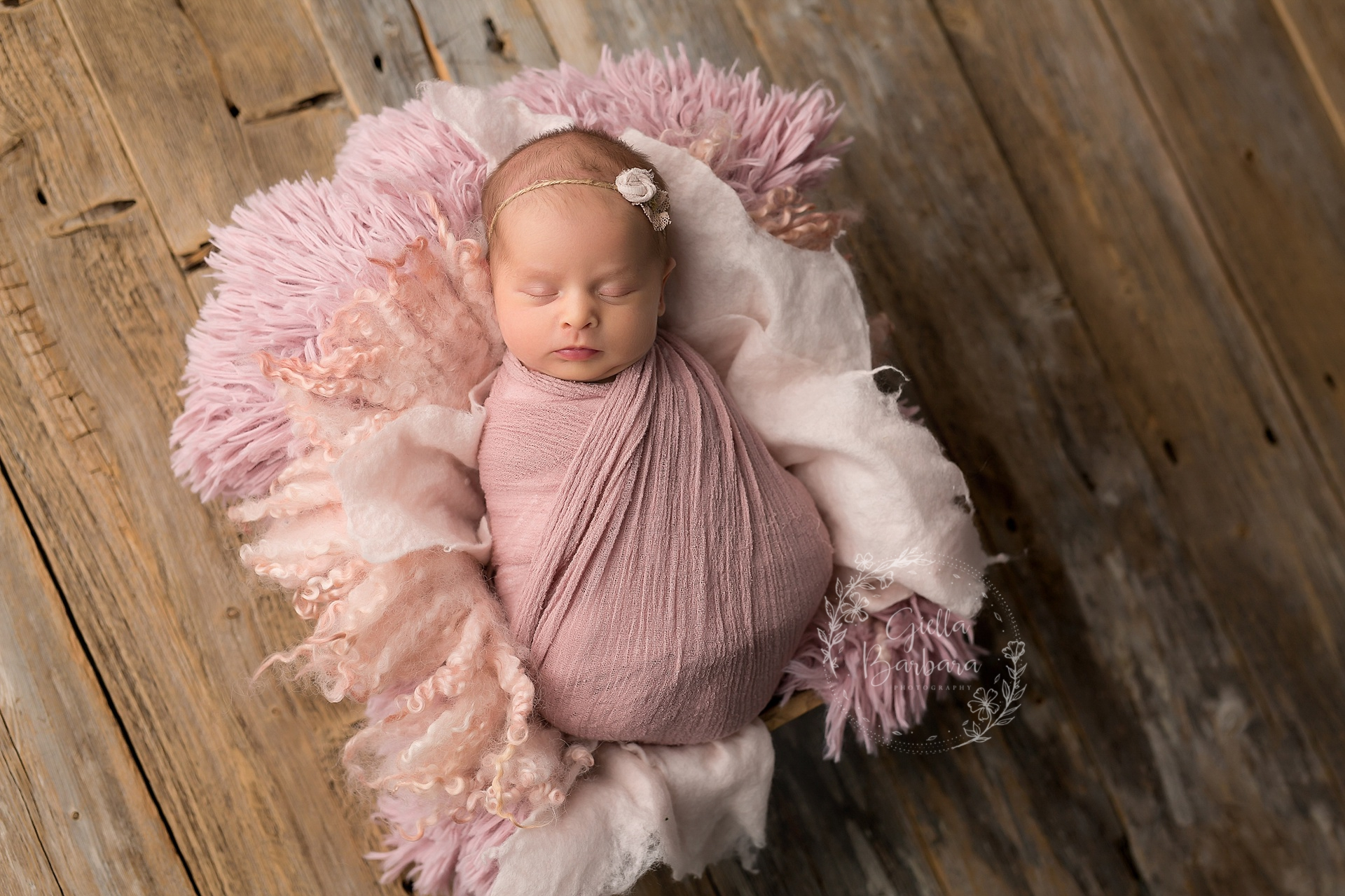blush newborn colors