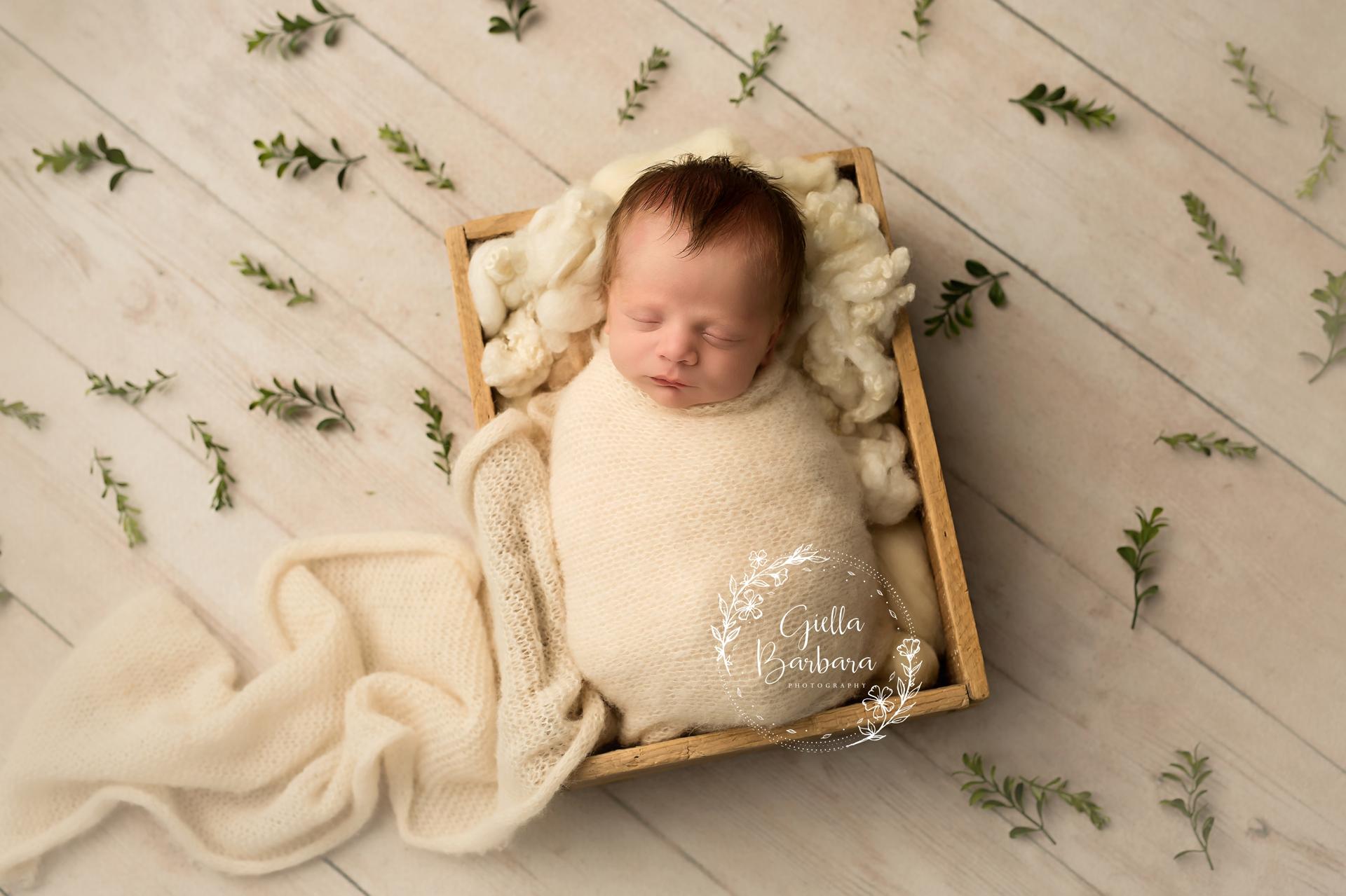 Northern NJ Newborn Photography