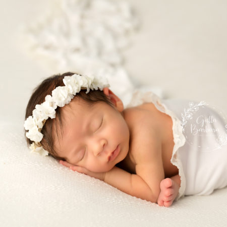 Classic Miss Kate ~ Midland Park Newborn Girl Portraits