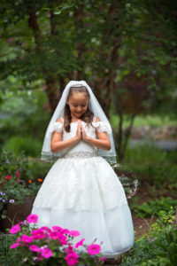 NJ Petite Communion Photography
