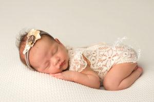 newborn lace