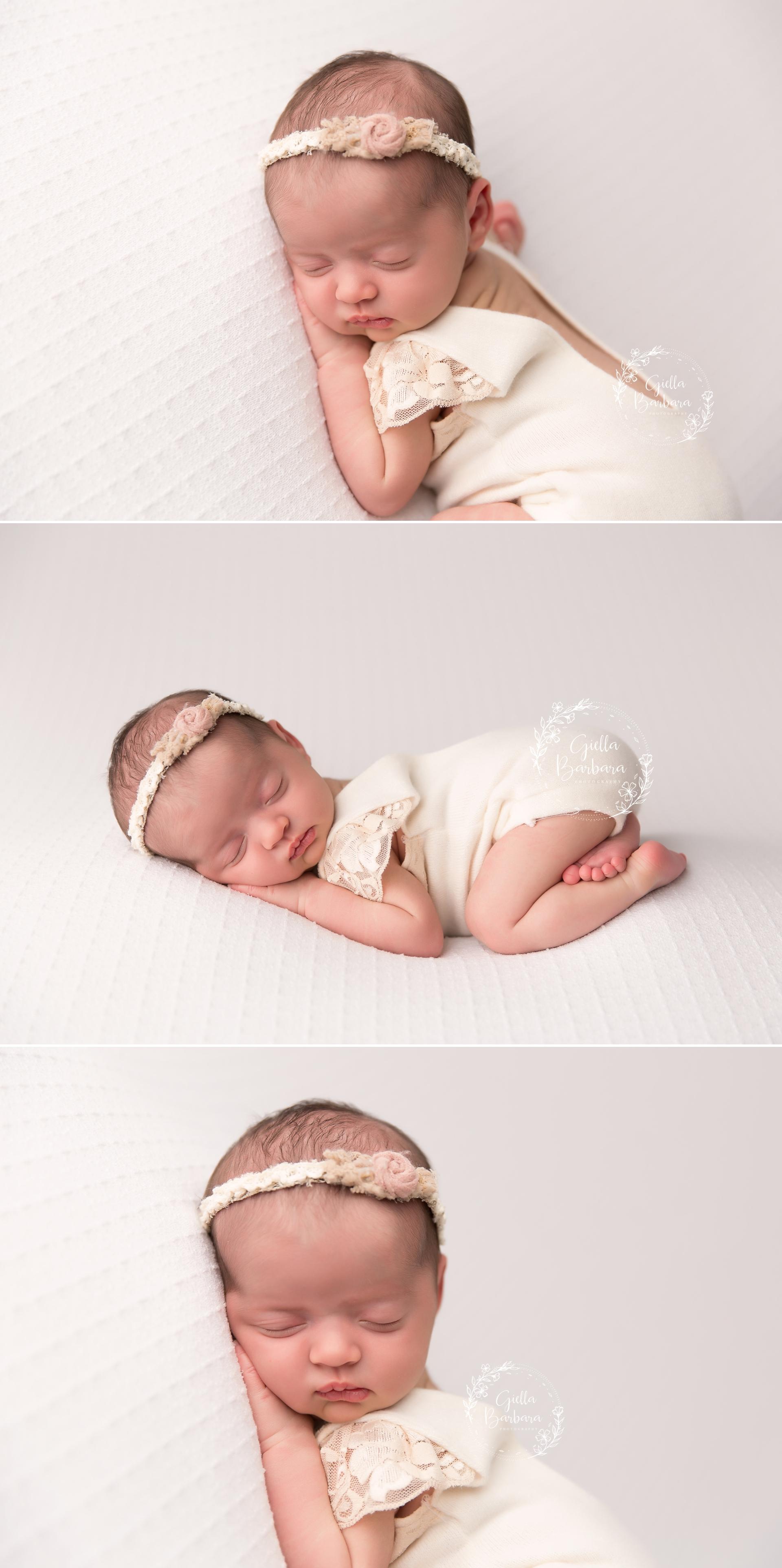 Dainty Newborn Girl Photography