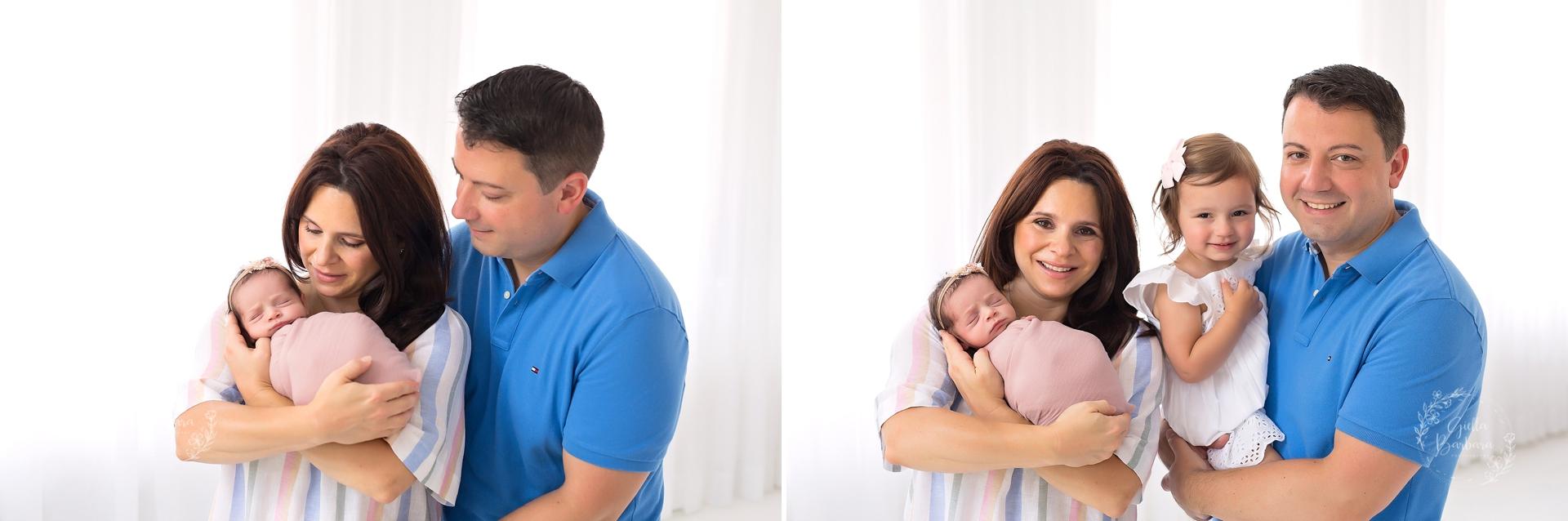 Sweet Newborn Girl Photography