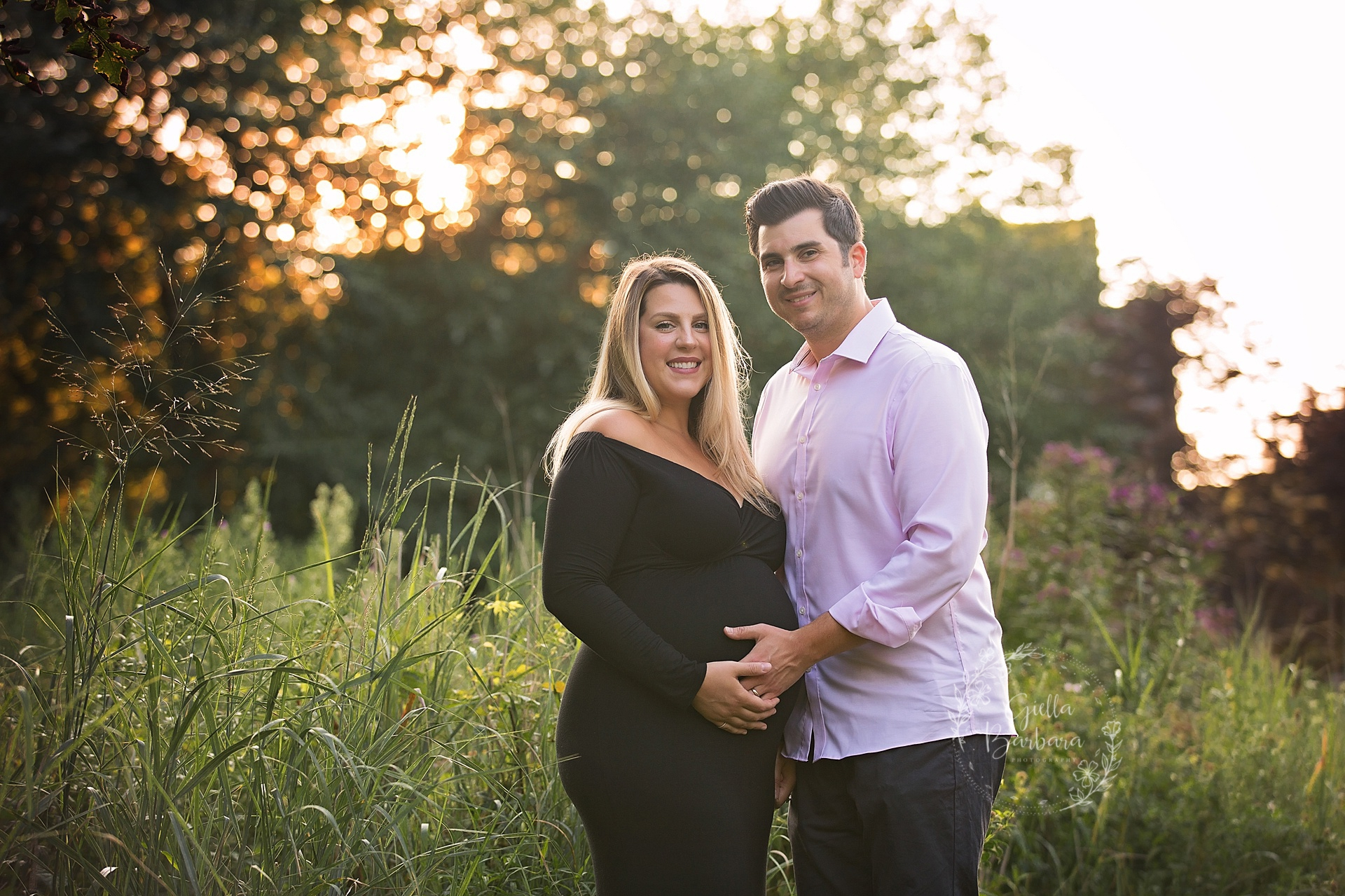 Maternity Session at The Celery Farm