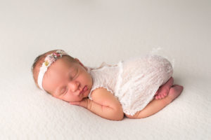 Sweet Newborn Girl