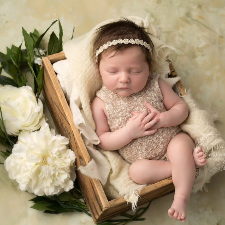 Juliana ~ New Jersey Newborn Photographers ~ Midland Park