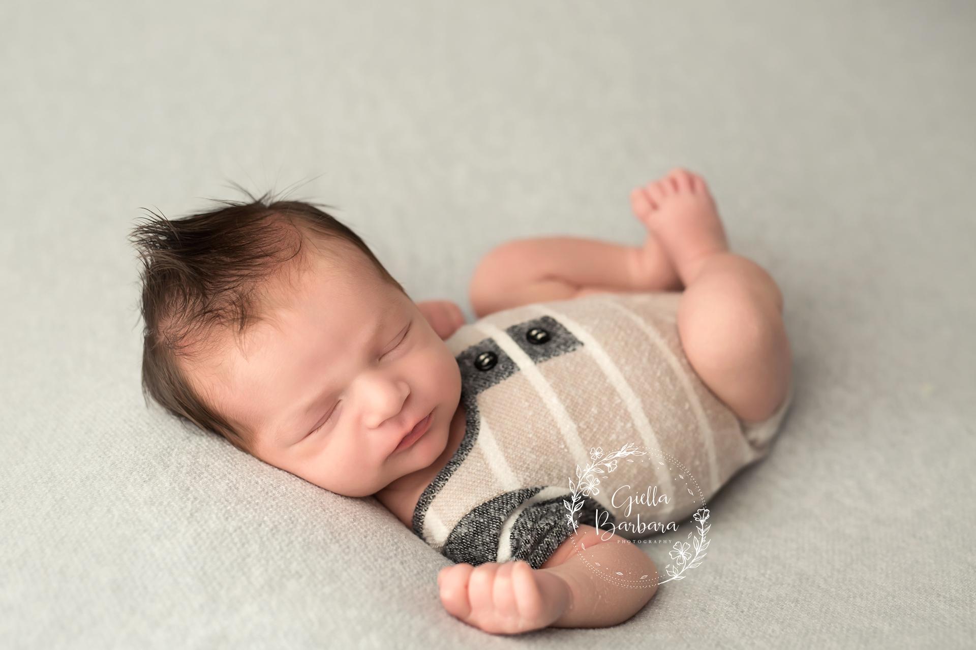 Baby Boy Newborn Photography