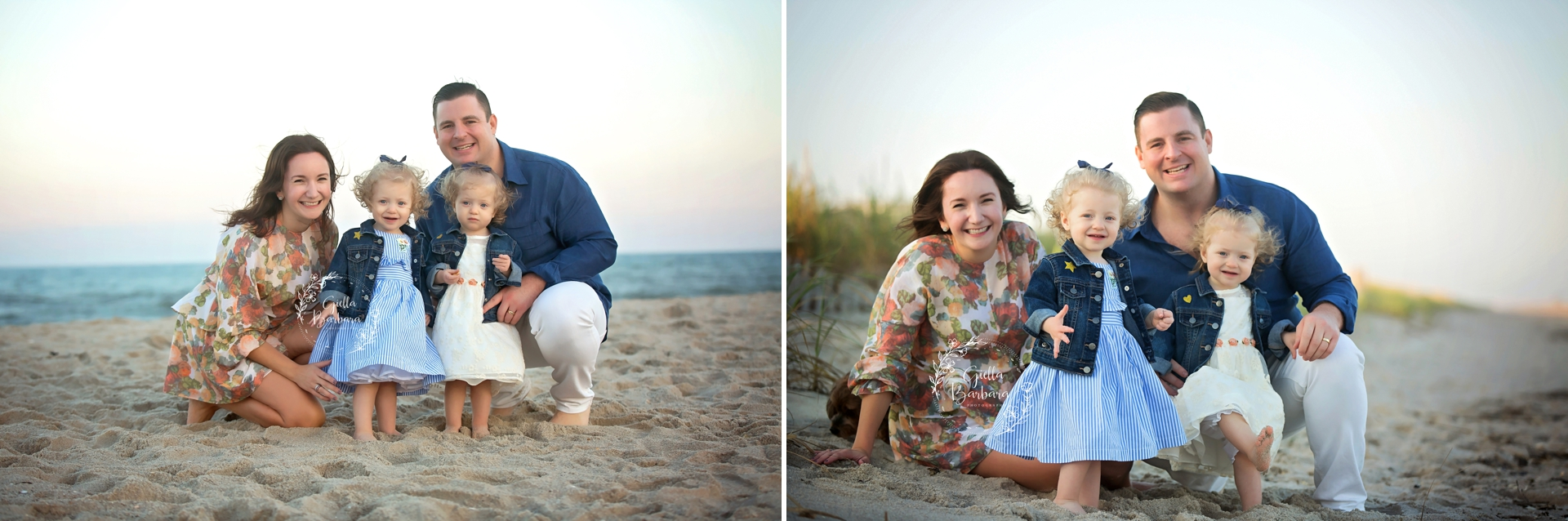 Sunset Beach & Family Photography