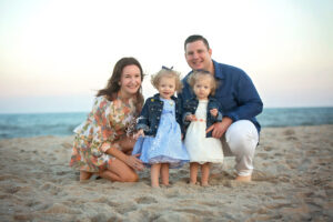Sunset Beach and Family Photography