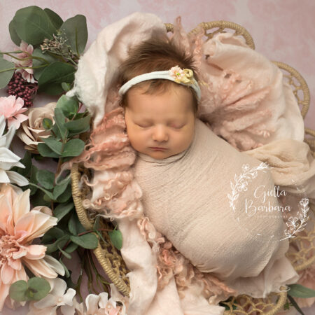 Sweet Francesca ~ NJ Newborn and Family Session ~ Bergen County