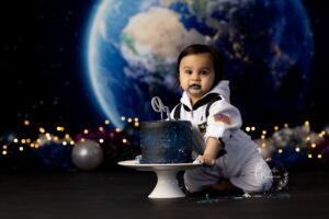 Out Of This World Cake Smash